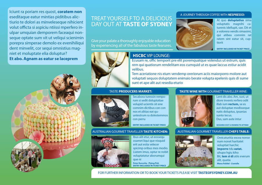 pamphlet layout by alekSparx on DeviantArt