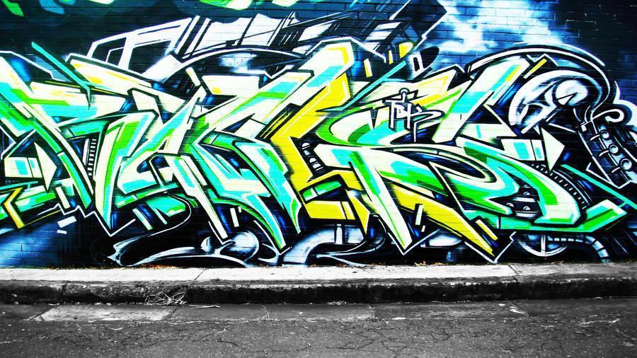 Graffiti wallpaper 1 by aleksparx on deviantart graffiti wallpaper 1 by aleksparx voltagebd Image collections
