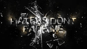 Speed Art - Haters Dont Fade Me v2 by alekSparx