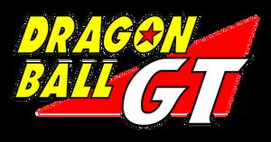 Logo - Dragon Ball GT Anime Original 01