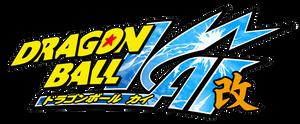 Logo - Dragon Ball Kai Anime Original