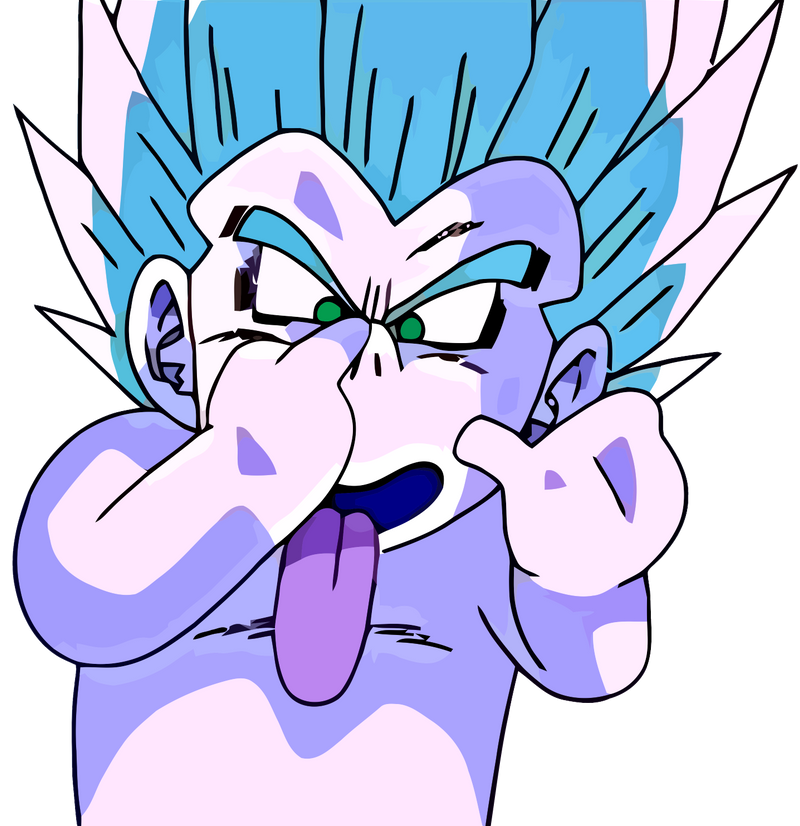 Vectorscan 039 - Gotenks 001 by VICDBZ