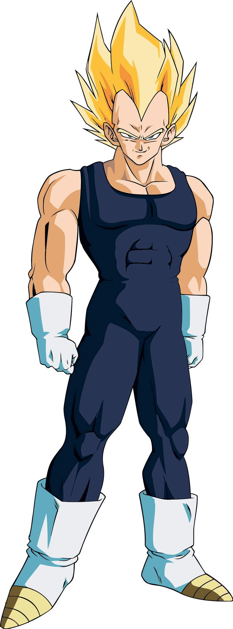Vectorscan 034 - Vegeta 011 by VICDBZ