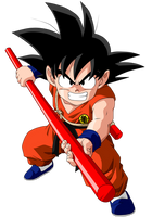 Colored 035 - Gokuh 006 by VICDBZ