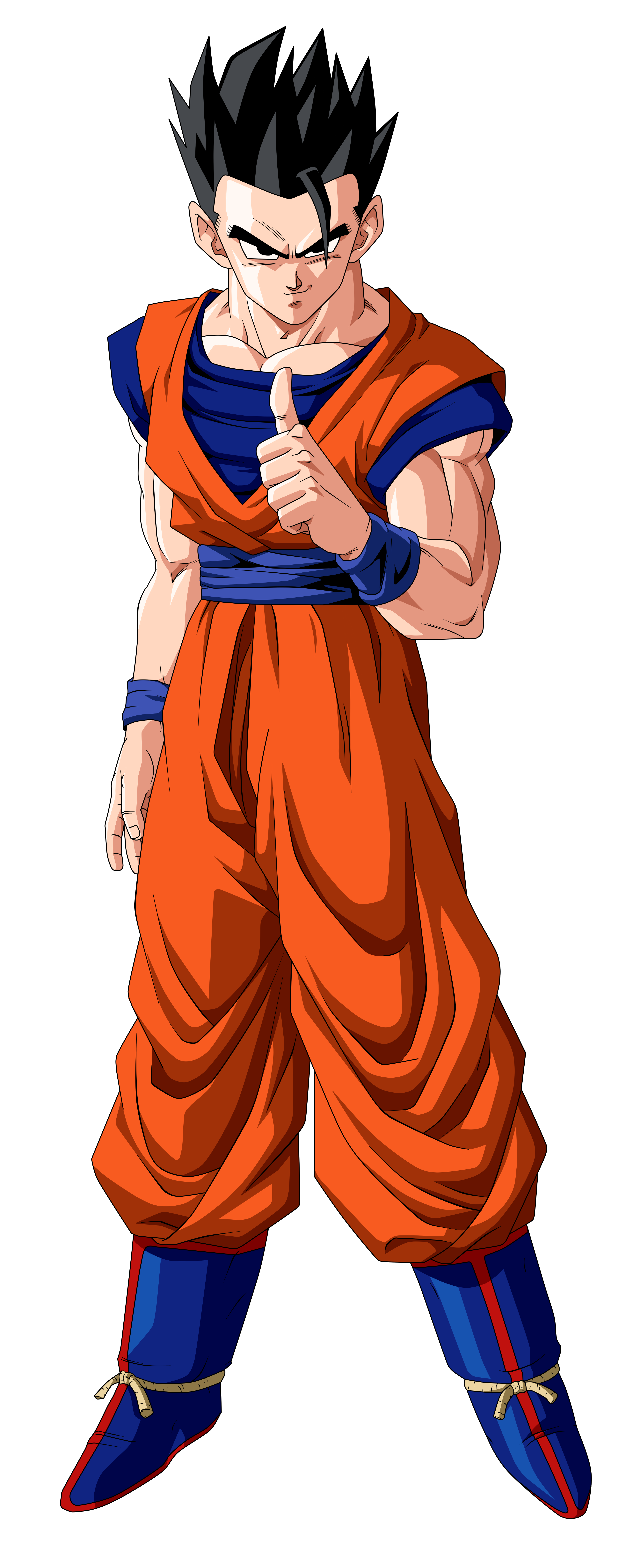 Why Do They Keep On Forgetting About Ultimate Gohan Ign Boards