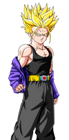 Colored 042 - Trunks 002 by VICDBZ