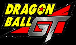 Logo - Dragon Ball GT Anime Original 03