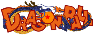 Logo - Dragon Ball Manga Chapters Orange by VICDBZ