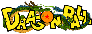 Logo - Dragon Ball Merchandising Yellow by VICDBZ