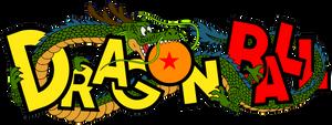 Logo - Dragon Ball Merchandising DBZ Anime by VICDBZ