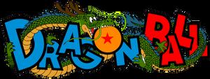 Logo - Dragon Ball Merchandising DB Anime