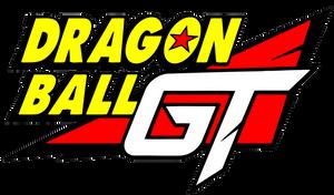 Logo - Dragon Ball GT Anime Original 05