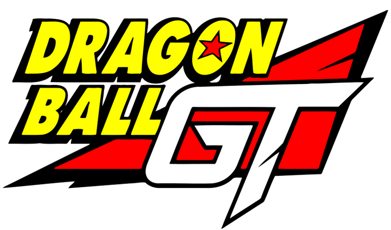 Logo - Dragon Ball GT Anime Original 05 by VICDBZ