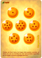 DBCCC - Dragon Balls by VICDBZ