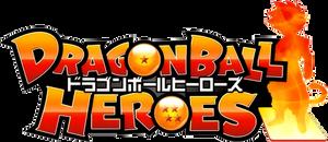 Logo - Dragon Ball Heroes by VICDBZ