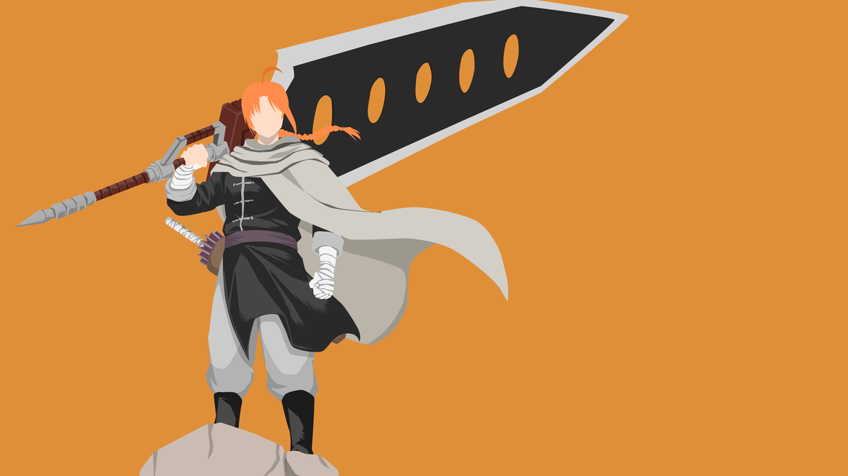 Kamui Gintama Minimalist By Dark8651
