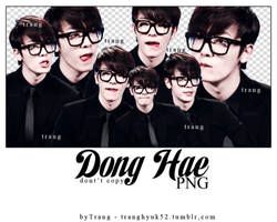 DongHae_PNG_byTrang by vittung
