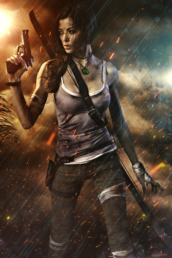 Tomb Raider Reborn by felixmack
