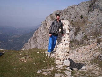 me in Sarisalltik by jonshkreli