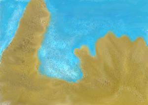 Sea + rocks