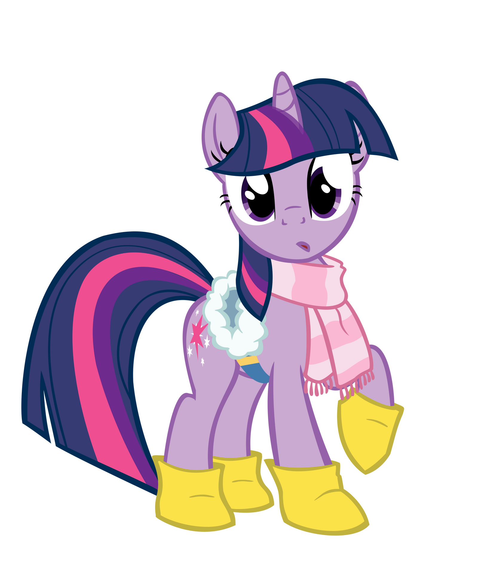 Twi's Early for Winter Wrap Up by Tatsumaru-Ishida