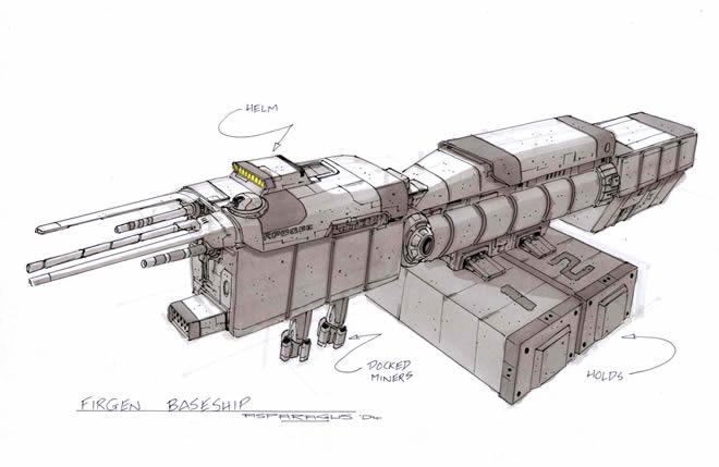 Baseship by Orpheus7