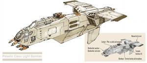 Paladin Class Bomber