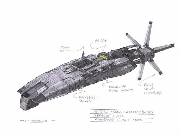 Segen Destroyer by Orpheus7
