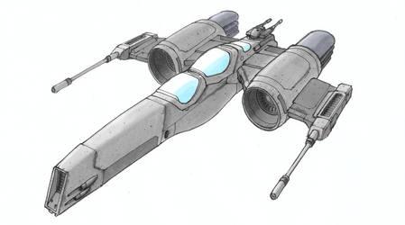 Rinkhals Assault Fighter by Orpheus7