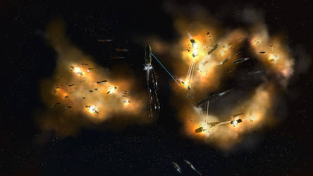 The Battle of Bahat-Maru