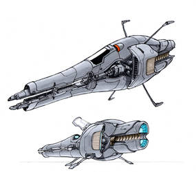 Cyclone Star Fighter
