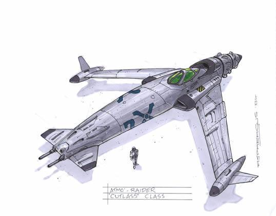 Air Raider by Orpheus7