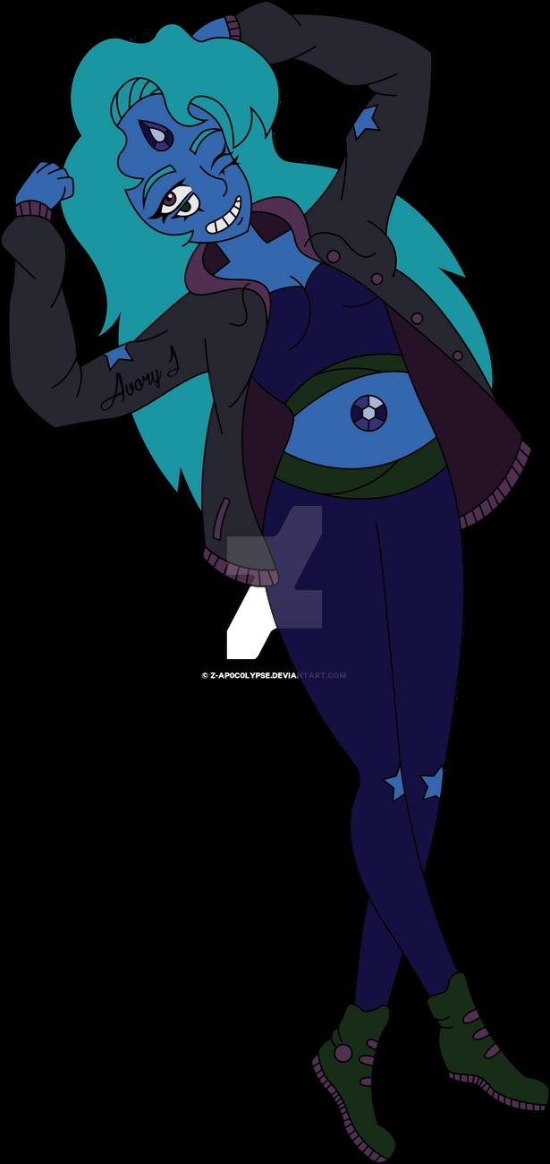 Cobalt by Z-Ap0c0lypse