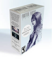 'Forever' Fantasy Concept Box by fairygodpiggy