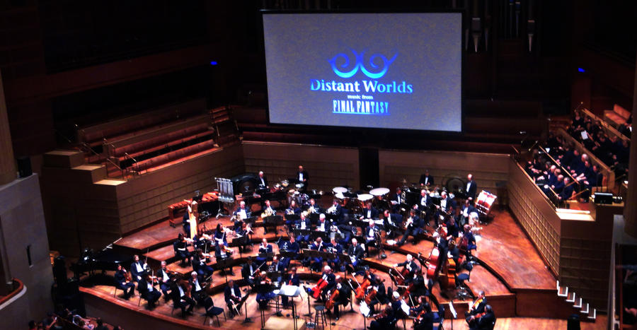 Distant Worlds Orchestra by fairygodpiggy
