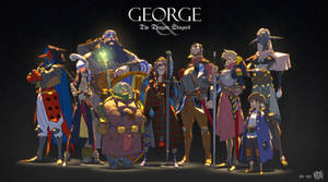 George and The Dragon Slayers