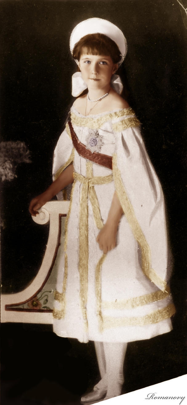 Princess Anastasia Of Russia