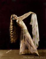 Vintage dancer by VelkokneznaMaria