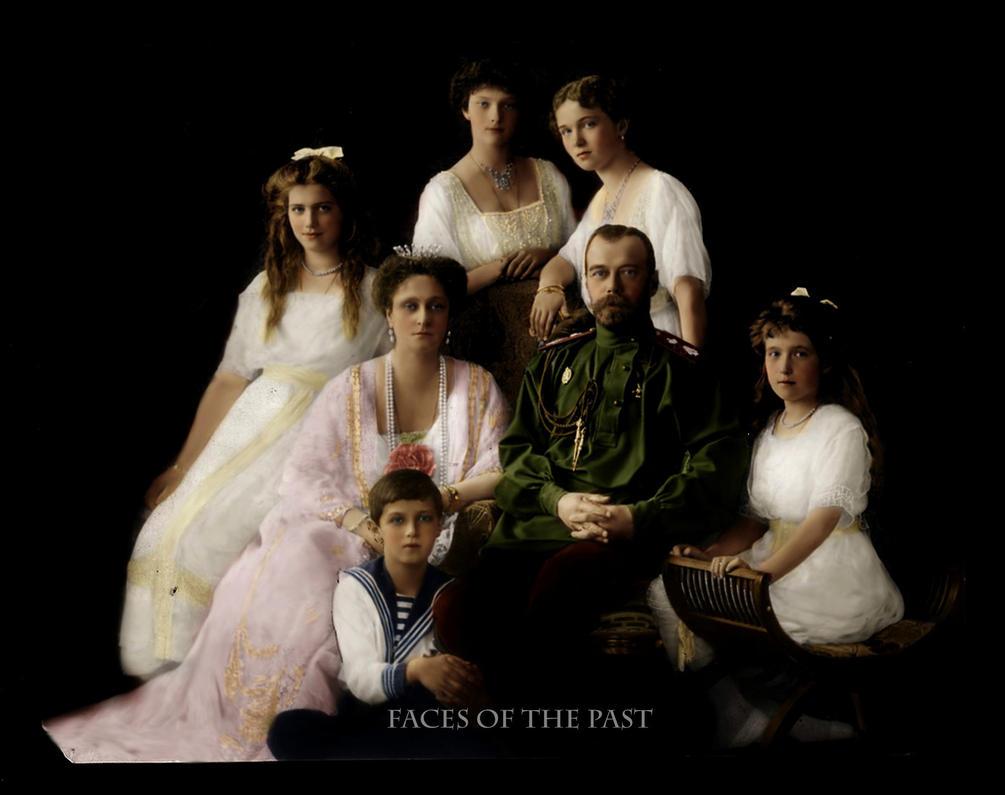 Familja e Romanoveve