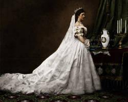Empress Sisi by VelkokneznaMaria