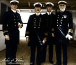 Titanic officers