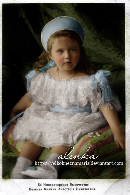 Anastasia 1904 by VelkokneznaMaria