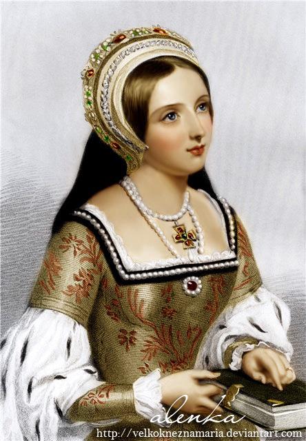 Catherine Parr by VelkokneznaMaria