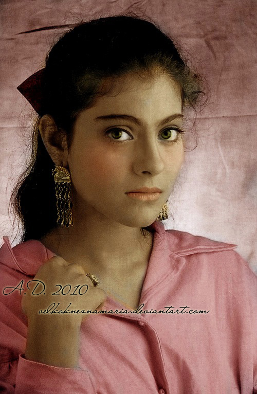 Colored Pictures Young_kajol_by_velkokneznamaria-d33a41a