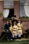 Alexandra and children