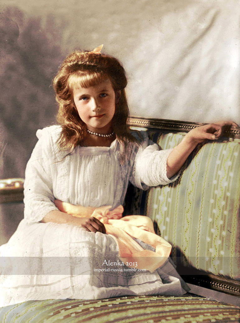Last Princess born in Purple by VelkokneznaMaria