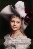 Prussian Princess by VelkokneznaMaria