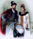 Sandro and Ksyusha
