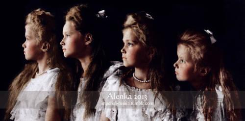 Sisters by VelkokneznaMaria