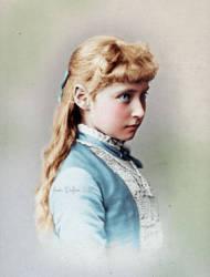 Hessian Princess Sunny